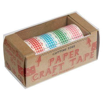 Klebeband Washi Tape Spitze rosa grün blau rot 4x5Meter