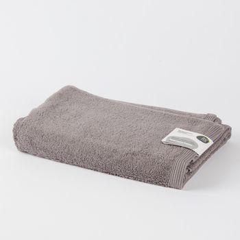 Frottee Handtuch Duschtuch Gästetuch grau – Bild 5