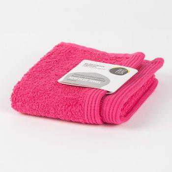 Frottee Handtuch Duschtuch Gästetuch pink – Bild 2