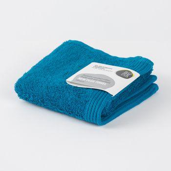 Frottee Handtuch Duschtuch Gästetuch petrol – Bild 2