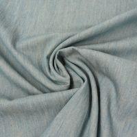 Sommer-Jeansstoff Jeans Denim 4,5OZ blau apricot meliert