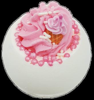 Bomb Cosmetic Badekugel Badebombe Ice Cream Queen