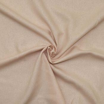 Leinenstoff Dekostoff einfarbig puder rosa 1,4m Breite