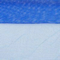 Tüll weich Brauttüll royal blau 1,6m Breite 001