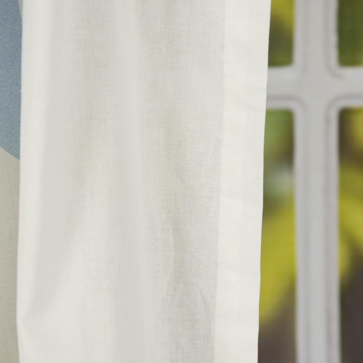 fertiggardine fertigschal flags mit verdeckten schlaufen. Black Bedroom Furniture Sets. Home Design Ideas