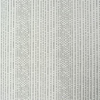 Rasch Dekostoff Jacquard Gardinenstoff Meterware Drop silber grau 150cm