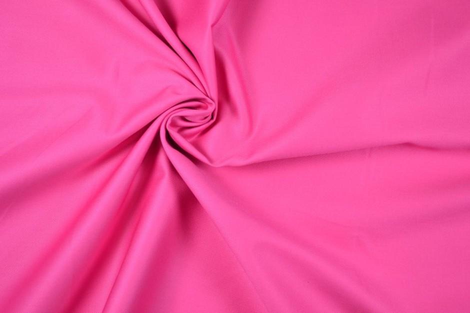 Bekleidungsstoff Baumwoll Köper pink 1,4m Breite