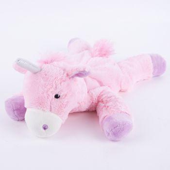 Warmies Wärmestofftier Einhorn rosa 100% Hirse-Lavendelfüllung – Bild 1