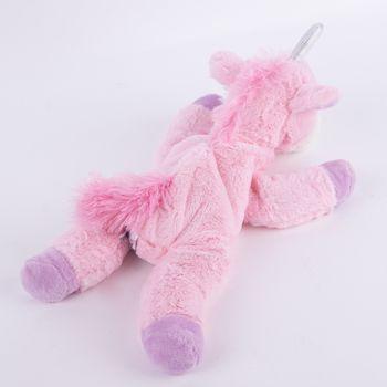Warmies Wärmestofftier Einhorn rosa 100% Hirse-Lavendelfüllung – Bild 3