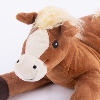 Beddy Bears Wärmflasche Wärmetier Wärmekissen Pferd Pony 100% Hirse-Lavendelfüllung – Bild 2