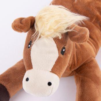 Beddy Bears Wärmflasche Wärmetier Wärmekissen Pferd Pony 100% Hirse-Lavendelfüllung – Bild 3