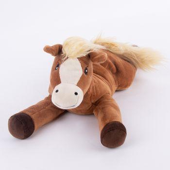 Beddy Bears Wärmflasche Wärmetier Wärmekissen Pferd Pony 100% Hirse-Lavendelfüllung – Bild 1