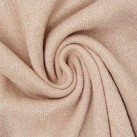 Strickjersey mit Glitzereffekt rosa 1,4m 001