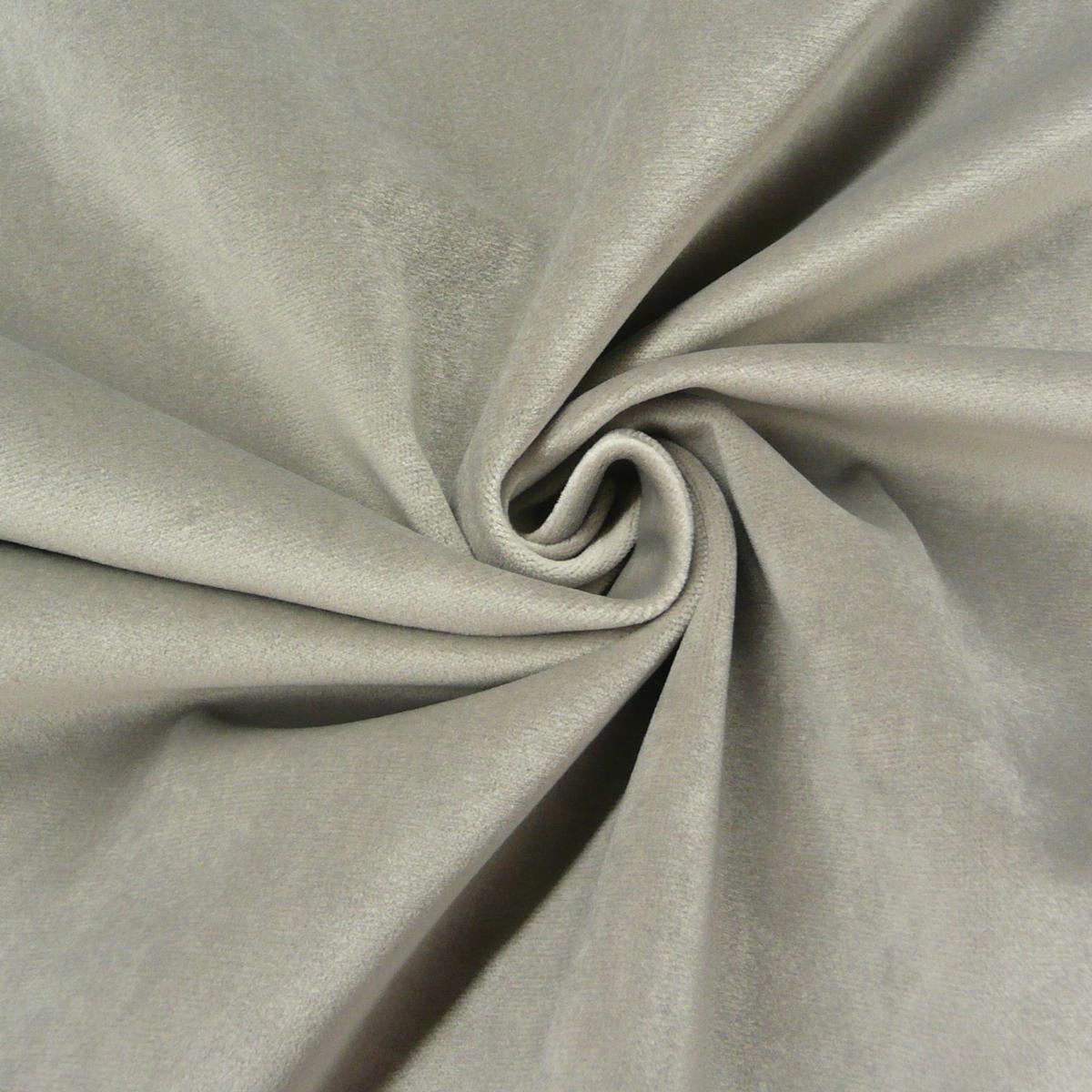 bezugsstoff polsterstoff samt samtstoff silberfarbig stoffe wohnstoffe m belstoffe. Black Bedroom Furniture Sets. Home Design Ideas