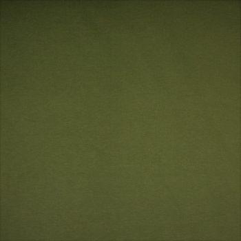 Kreativstoff Strickschlauch Bündchenstoff fein dunkelgrün 30cm Breite
