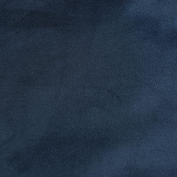 Kissenhülle Duval Samtkissen dunkelblau 50x50cm – Bild 3