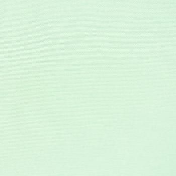 Dekostoff Baumwollmischung einfarbig mint – Bild 1