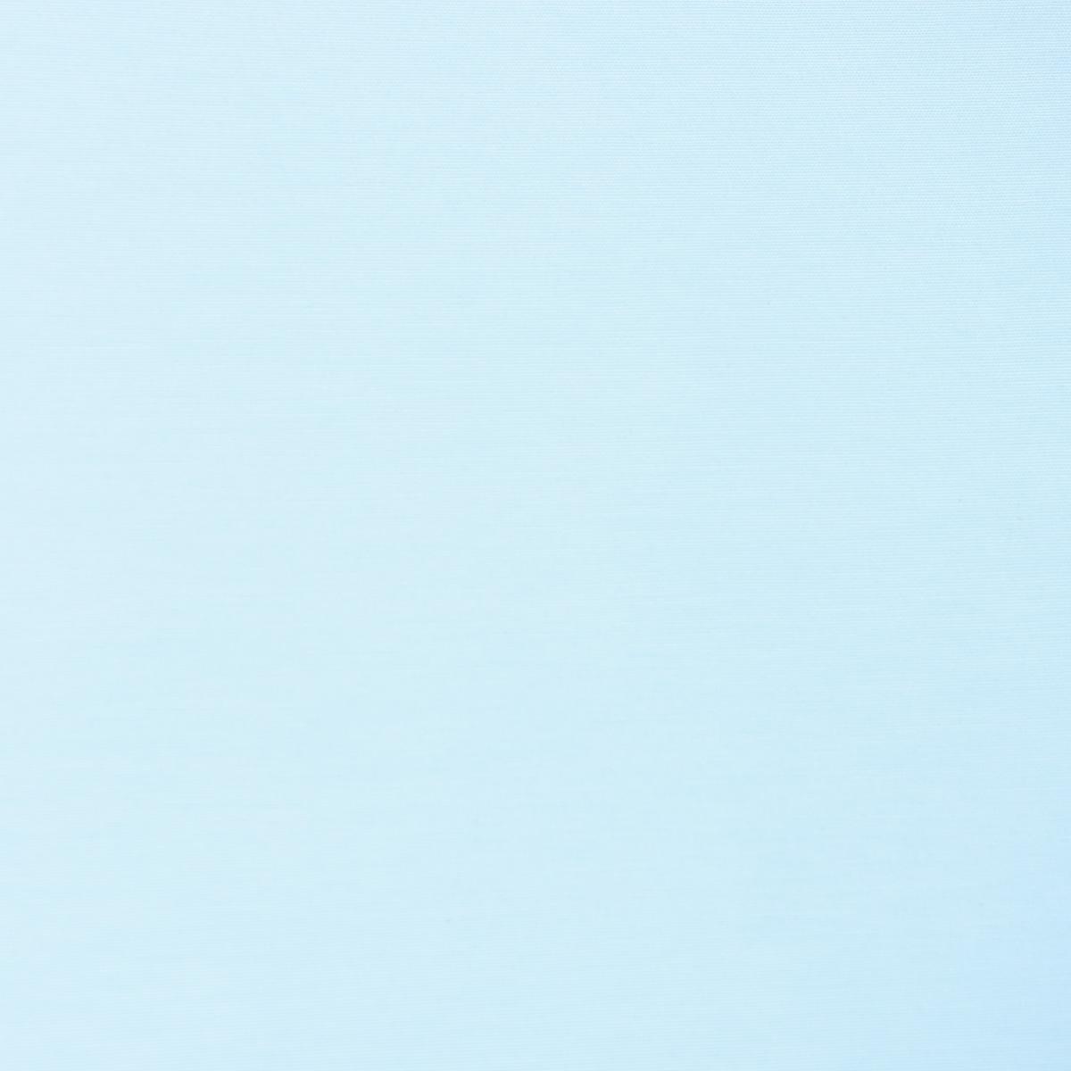 dekostoff baumwollmischung einfarbig hellblau stoffe stoffe uni baumwollmischungen. Black Bedroom Furniture Sets. Home Design Ideas
