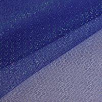 Faschingsstoff Tüll Glitzertüll blau Glitzer 1,5m Breite 001