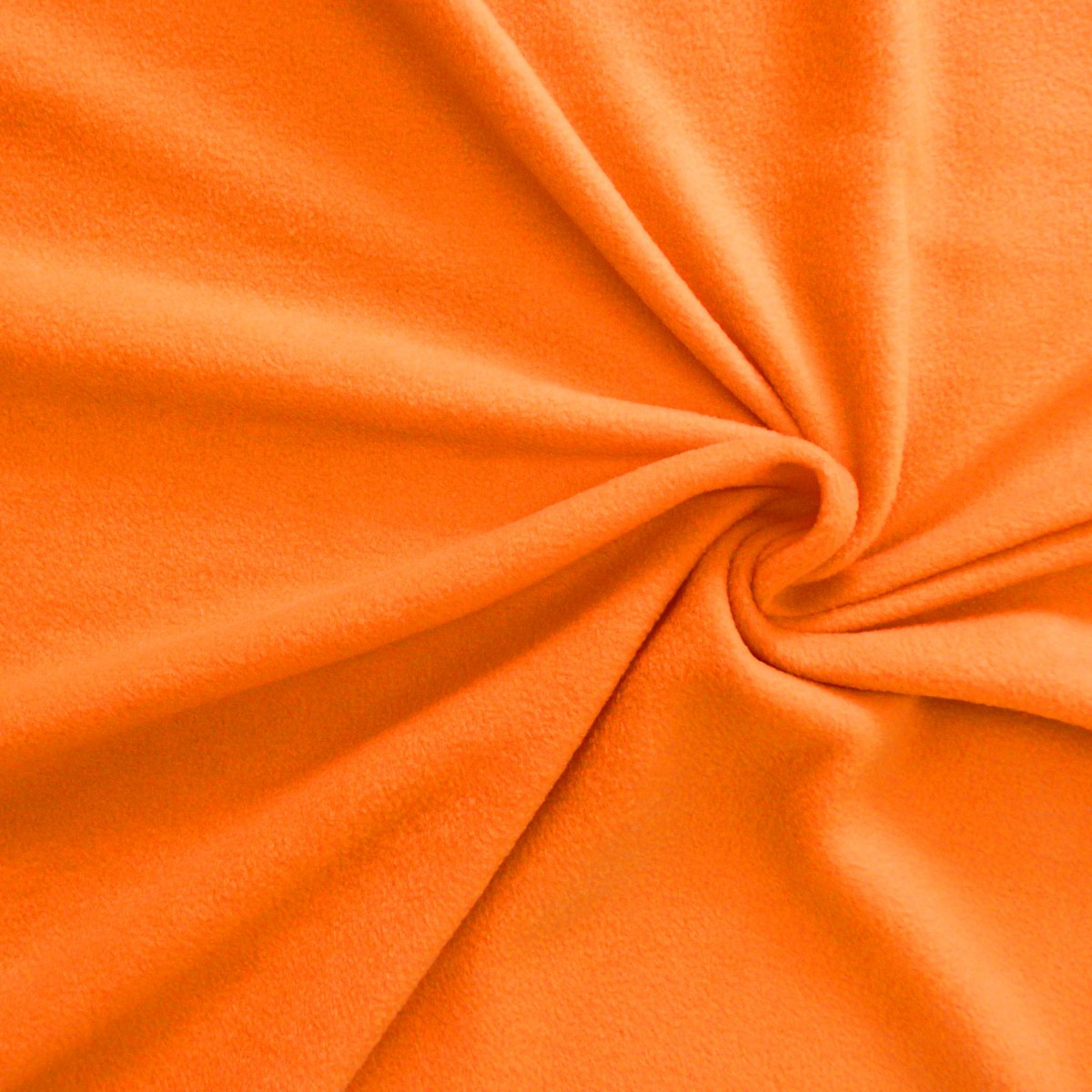 polar fleece stoffe fleecestoff orange stoffe stoffe uni fleece. Black Bedroom Furniture Sets. Home Design Ideas