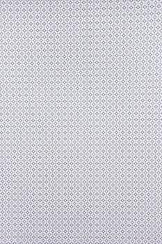 Dekostoff Raute Kreise grau natur – Bild 5