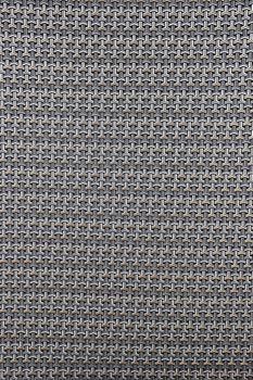 Dekostoff Jacquard-Stoff grafisch T schwarz weiß goldfarbig – Bild 5