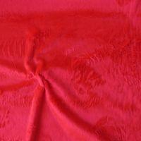 Plüsch Plüschstoff Fellimitat Kunstfell rot 001