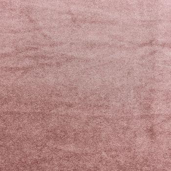 Bekleidungsstoff Samtstoff Stretchsamt einfarbig altrosa 1,5m Breite – Bild 3