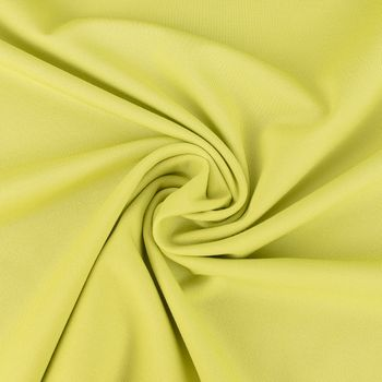 Viskosejersey Jerseystoff Punta di Roma einfarbig grün 1,4m Breite – Bild 1