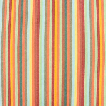Outdoorstoff Markisenstoff Gartenmöbelstoff Toldo Streifen rot grün gelb blau orange 160cm breit – Bild 1