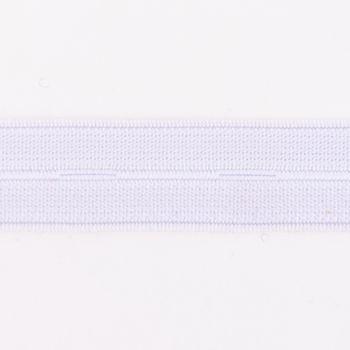Lochgummi Gummiband weiß Breite: 2cm