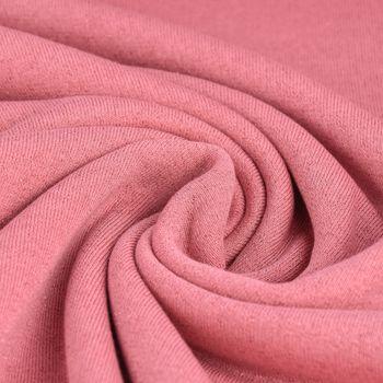 Sweat Jogging einfarbig Glitzer pink 1,45m Breite – Bild 1