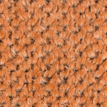 Fellimitat Webpelz Kunstfell Zacken camel schwarz 1,5m Breite – Bild 2