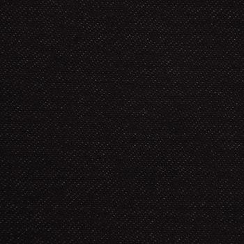 Baumwoll-Jeansstoff mit Elasthan Stretchjeans-Stoff weich einfarbig schwarz 1,5m Breite – Bild 4