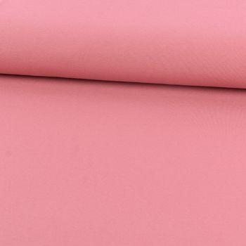 Baumwoll-Jeansstoff mit Elasthan Stretchjeans-Stoff weich einfarbig rosa 1,5m Breite – Bild 1