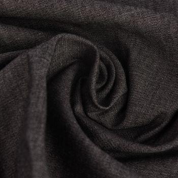 Sommer-Jeansstoff Jeans Denim 4,5OZ schwarz 1,4m Breite – Bild 1