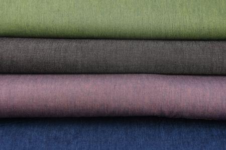 Sommer-Jeansstoff Jeans Denim 4,5OZ indigo blau 1,4m Breite – Bild 7