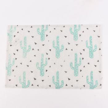 Platzset Tischset Kaktus Polyester 45x30cm – Bild 2
