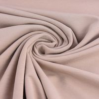 Bio French Terry Organic Sommersweat einfarbig taupe 1,5m Breite