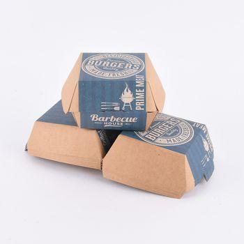 Hamburger Box Set 8 Stück verschiedene Styles – Bild 7