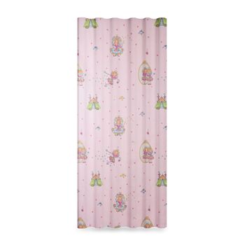 Villa Coppenrath Lillifee Dekostoff Baumwollstoff Gardinenstoff Meterware rosa 140cm – Bild 6
