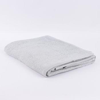 Frottee Handtuch Duschtuch Gästetuch hellgrau – Bild 9