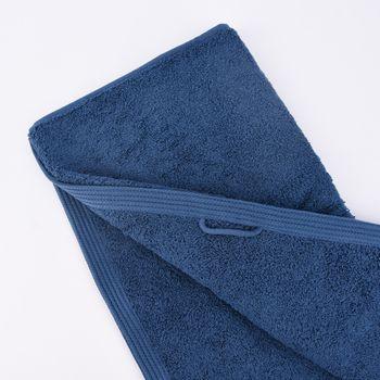 Frottee Handtuch Duschtuch Gästetuch dunkelblau – Bild 5