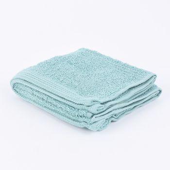 Frottee Handtuch Duschtuch Gästetuch mint – Bild 2