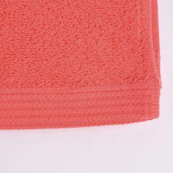 Frottee Handtuch Duschtuch Gästetuch koralle – Bild 7