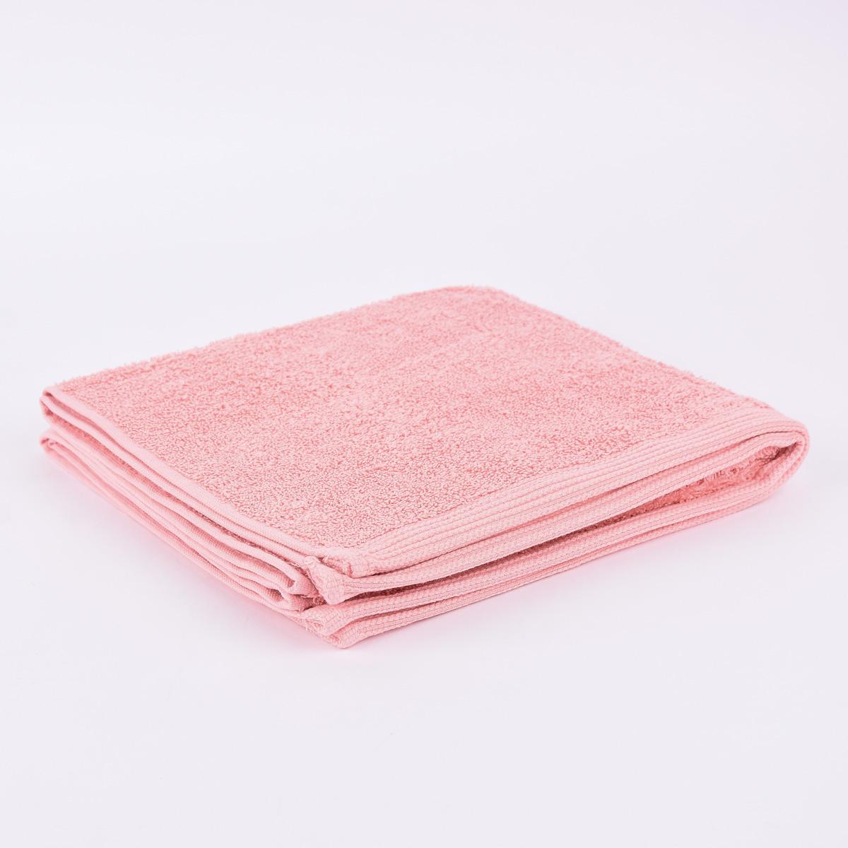 Frottee Handtuch Duschtuch Gästetuch Lachs Geschenkeria