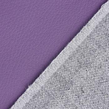 Polsterkunstleder Bezugsstoff Polsterstoff Kunstleder Kaiman lila 1,4m Breite – Bild 2