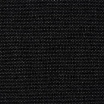 Outdoorstoff Markisenstoff Gartenmöbelstoff Toldo Struktur schwarz 160cm – Bild 1