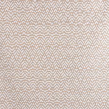 Dekostoff Jacquard-Stoff Strukturstoff abstrakt creme grau 270cm Breite – Bild 5