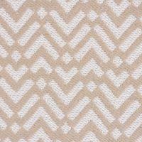 Dekostoff Jacquard-Stoff Strukturstoff abstrakt beige creme 270cm Breite 001